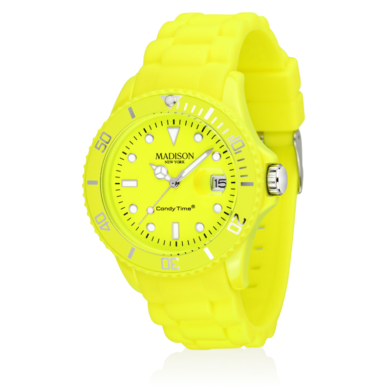 Madison New York Watches - Neon Candy