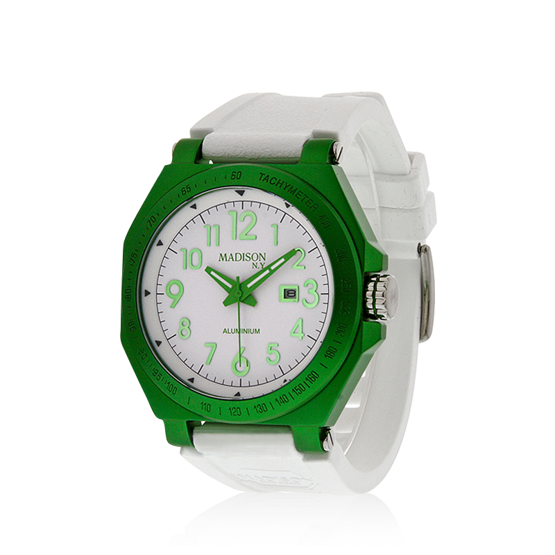 Madison New York Watches - Aluminium