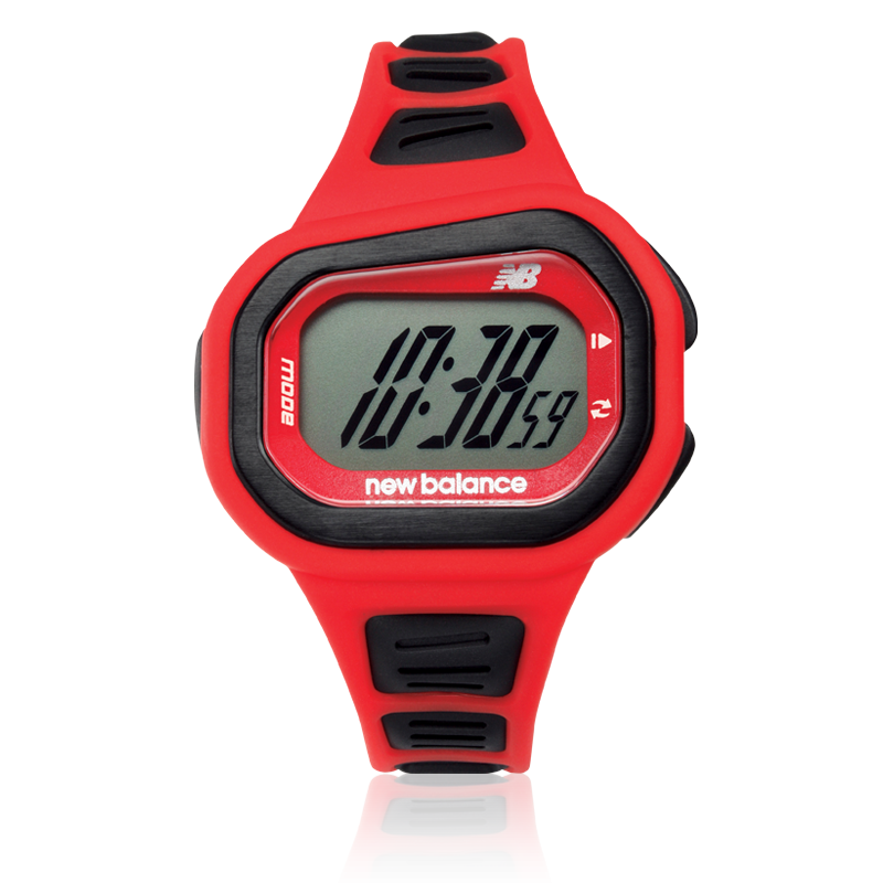 New Balance Watches - Style 500 Red - Black