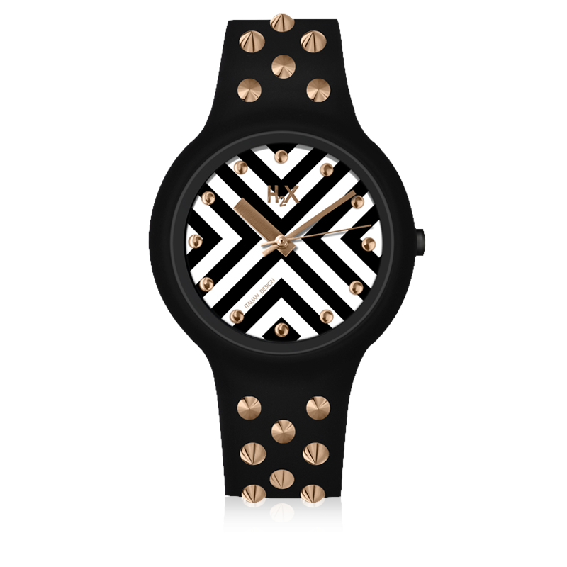 H2X Watches - One Studs Unisex