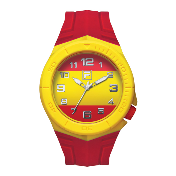 Fila Watches - Filacasual Spain Football Watch